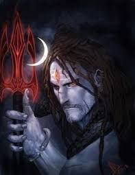 Image result for animated lord shiva with chillum