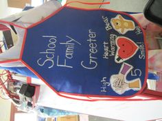 Mrs. Alissa's Greeting Apron