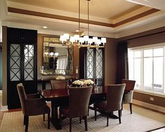 Awesome Ideas for Designing a Small Dining Room