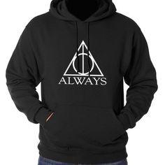Always Harry Potter Hoodie Sweatshirt