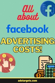 The article will introduce you to an overview of #FacebookAdvertising costs. About Facebook, Understanding Yourself, How To Introduce Yourself, Need To Know, Online Marketing, Online Business, Branding, Social Media