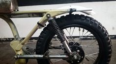 Guardabarros | Honda CG 125 | Three Stones cycles