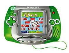LeapFrog Leapster Learning Game System  Green *** Want additional info? Click on the image. Note:It is Affiliate Link to Amazon. #photooftheday