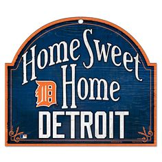 Detroit Tigers Pennants, Prints & Signs - Home & Office - MLB.com Shop
