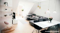 WHITE ROOM - Interior - Østerbro Copenhagen   Scandinavia Standard