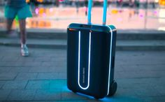 Robotic suitcases that follow behind without pulling, will soon be commonplace. Experienced travelers are looking forward to this kind of convenience without having to schlepp their bags around airports.