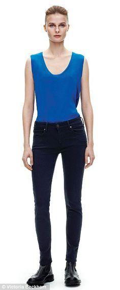 Victoria Beckham Denim-I have the top in Orange ;D