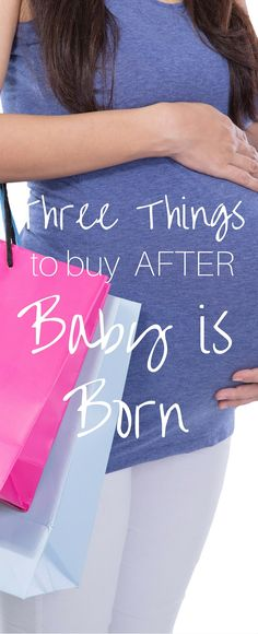 Three things to buy AFTER your baby is born (it will save you money!) #loveisinthedetails ad