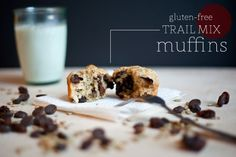 {GLUTEN-FREE} TRAIL MIX MUFFINS + A FOOD PHOTOGRAPHY E-COURSE | The Healthy Everythingtarian
