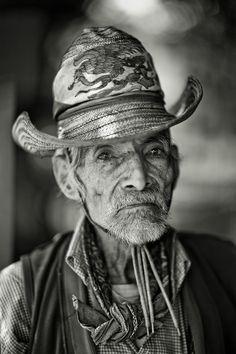 Don Felix at La Antigua, Veracruz.