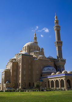˚Jalil Khayat Mosque, Erbil, Kurdistan, Iraq