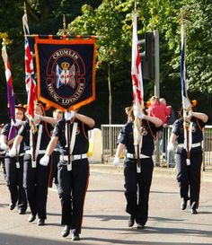 #ULSTER #COVENANT #PARADE,#BELFAST,#NORTHERN #IRELAND.2012. Orange Order, The Covenant, Belfast, Northern Ireland, Flute, All Things, Bands, Gifts, Presents