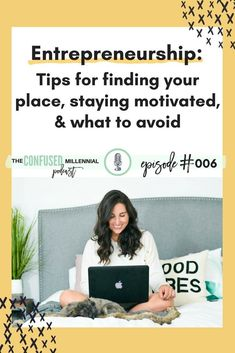 006 Entrepreneurship: Tips for finding your place, staying motivated, & what to avoid – The Confused - Online Business Ideas Inspiration Entrepreneur, Entrepreneur Quotes, Business Entrepreneur, Entrepreneur Motivation, Online Entrepreneur, Motivation Inspiration, Business Quotes, Business Tips, Online Business