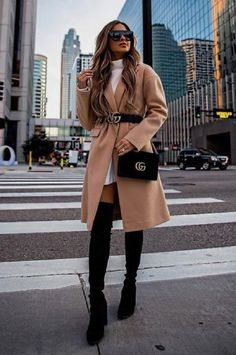 Glamouröse Outfits, Winter Fashion Outfits, Cute Casual Outfits, Look Fashion, Stylish Outfits, Sweater Outfits, Dressy Fall Outfits, Fashion Coat, Women's Casual