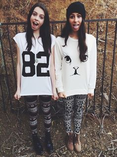 Dani and Lauren, if I had to pick faves out of cimorelli it would be them!!