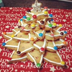 Holiday Edible Candy Decorations | Edible Christmas Centrepiece - White Chocolate and Cranberry ...