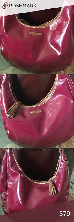 Kate spade hobo handbag Kate spade hobo handbag leather trim kate spade Bags Hobos