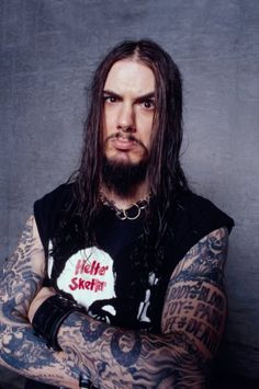 Phil Anselmo - Is this the face of crazy?