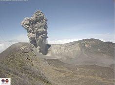 Is Turrialba Volcano Waking Up?