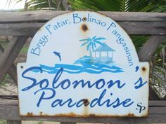 Solomon's Paradise Resort and Bar Grill