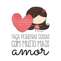 """""""A amizade é um amor que nunca morre. Mario Quintana"""".!... Words Quotes, Love Quotes, Sayings, Cute Love, Love You, My Love, Magic Words, Quote Posters, Some Words"""