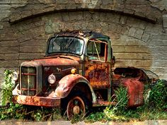Another Mack in the Wall   by Patrick Henson