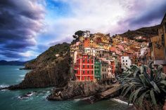 Photograph Colors of Riomaggiore by Aaron Choi on 500px