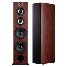 Polk Audio TSx 550T Tower Speaker – Cherry  $  499.95   Home Audio Speakers Product Features     TSx Series bi-laminate composite driver cones, tuned perfectly with our Dynamic Balance process, produce smooth, natural sound. They are lightweight, but super stiff, with exceptional damping, for high efficiency and low ..  http://www.speakersstore.com/polk-audio-tsx-550t-tower-speaker-cherry-31/