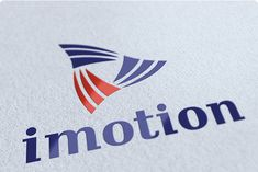 iMotion Logo Design by getlogo on Creative Market Business Brochure, Business Card Logo, Logan, Creative Market, Logo Psd, Medical Logo, Script Type, Logo Templates, Design Templates