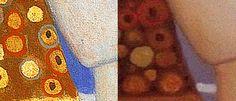 How to spot a Klimt copy