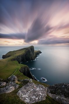Neist Point, Isle of Skye, Scotland photo