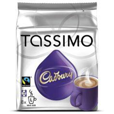 Tassimo Original German Milka Hot Chocolate Drink