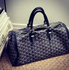 The next addition to my purse collection...a Goyard
