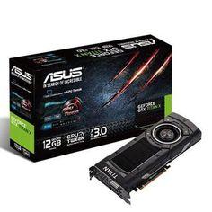 GeForce Titan X 12GB - ASUS - GTXTITANX-12GD5