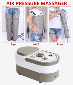 366.60$  Watch now - http://aliftw.worldwells.pw/go.php?t=32660503935 - Air Pressure Massaging Machine Whole Body Massager Release Edema Varicosity Myophagism Body With Free Arm and Leg Sleeve