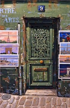 The Green Door Liudmila Kondakova
