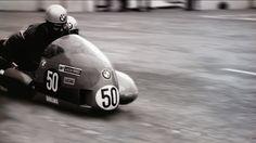 BMW 500cc sidecar rig