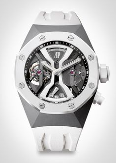 Audemars Piguet — Tourbillon Royal Oak Concept GMT