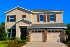 K. Hovnanian Homes. Canton floor plan. 4 bedrooms, 2.5 bath. The open kitchen and family room creates a more casual area for the family to gather. #POH2014 #OrlandoHomes #Orlando