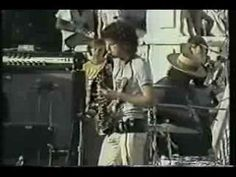 "Wet Willie performing ""Country Side Of Life"" at Central City Park  Macon, GA  09/10/73"
