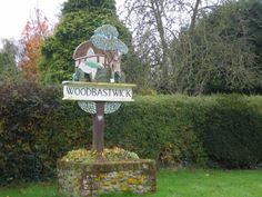 Norfolk England, English Village, Decorative Signs, Sick, Names, Street, Board, Outdoor Decor, Decorative Screen Panels