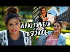 Cute and Comfy Outfits for School! + DIY's