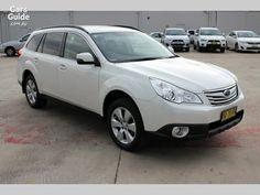 2012 SUBARU OUTBACK 2.5I For Sale $21,980 Automatic Suv | CarsGuide