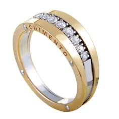 Bridal & Wedding Party Jewelry Adaptable Titanium Black Plated Cable Diamonds 10mm Brushed Wedding Ring Band Size 11.00