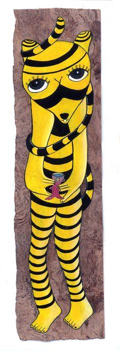 """Ratón disfrazado de abeja"" Tigger, Disney Characters, Fictional Characters, Bees, Animales, Disney Face Characters"