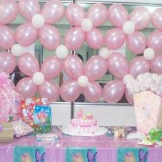 Low Cost Baby Shower Decorations