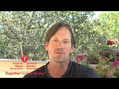 Actor, stroke survivor and author Kevin Sorbo shares his stroke story and encourages you to tell us why you care about stroke by participating in the America. World Stroke Day, Recovering From A Stroke, Miracle Stories, Types Of Strokes, Stroke Association, Kevin Sorbo, Healthy Cholesterol Levels, Normal Blood Pressure, Cooking With Olive Oil