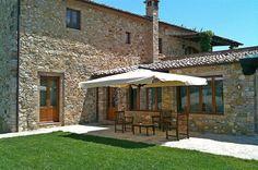 Ferienhaus Vista Rocca Toskana - Urlaub in Castellina in Chianti - Siena - Toskana Italien
