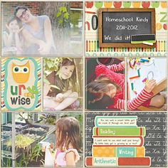 Project Life with Snap Happy Kit by Dani Designs
