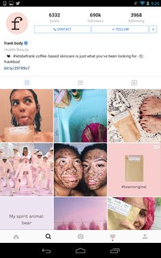 There are many different ways to use Instagram marketing – for more personal accounts and brands and businesses. Learn from these great examples. #marketing #Instagram #socialmedia